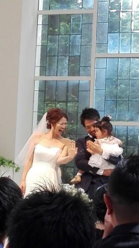 中條結婚式3